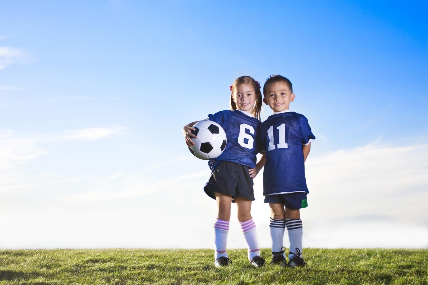 Fotografía Publicidad El Futuro De Los Deportes: Beneficios Del Deporte En Los Niños
