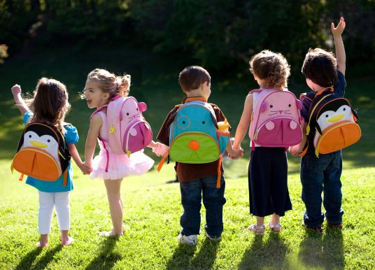 Mochila Escolar: ¿cómo elegirla correctamente?